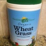 Wheat Grass and RJ Update