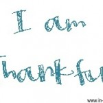 Mentoring Moments – Part 6 : Thankfulness