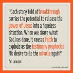My Miracle Testimony