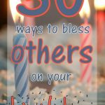 30 Blessings // 30 Days // 30th Birthday