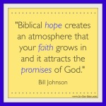 Hope: Our Womb of Legacy