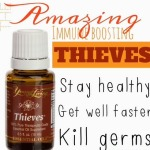 Essential Oils: Part 3: Thieves