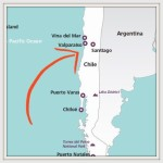 South America – Santiago + Coast