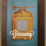 Every Bitter Thing is Sweet Giveaway