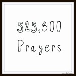 525,600 Prayers