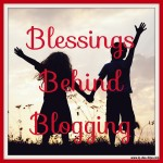 Blessings Behind Blogging