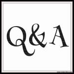 Guest Posts: Q&A