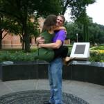 Ten Year Engagementversary!