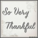 Thankful – 2015