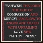 Exodus 34:6 – Yahweh – #116