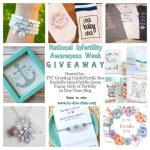 NIAW – Infertility Shop Giveaway