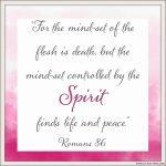 Romans 8:6 Mind of Christ #137