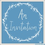 An Invitiation