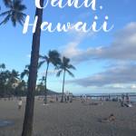 Hawaii – Oahu