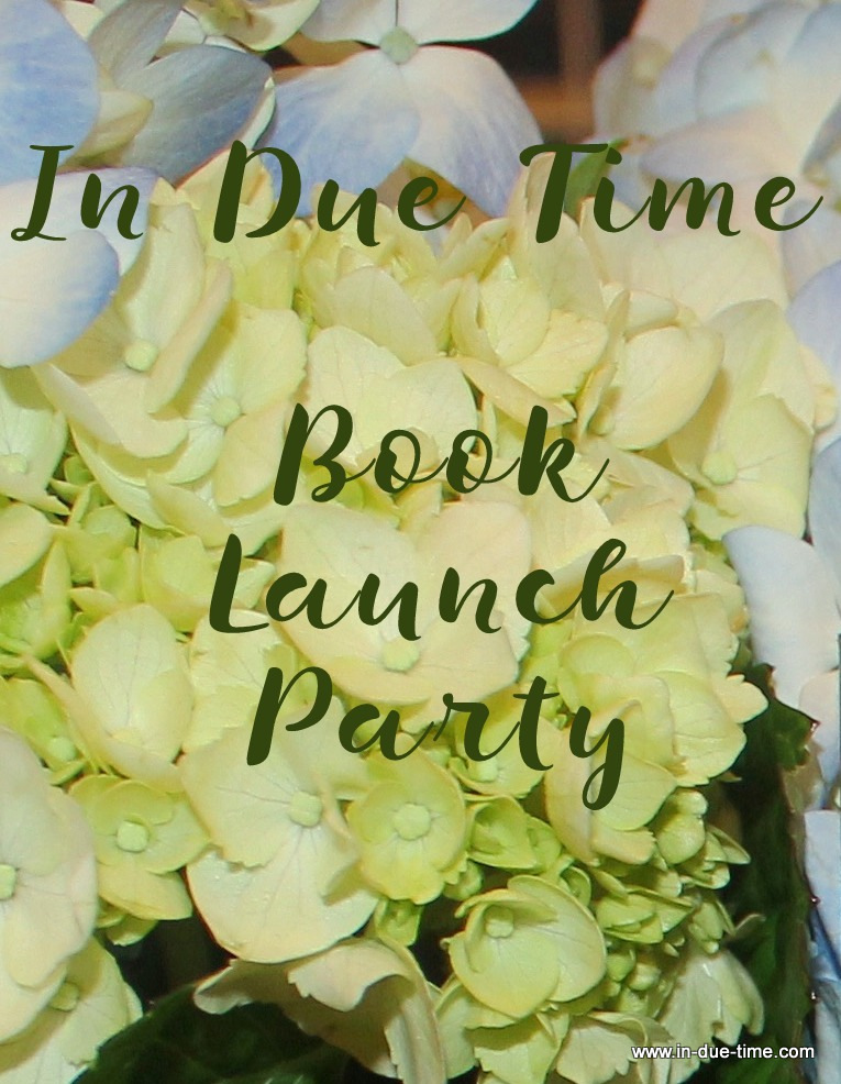 In Due Time Book Launch