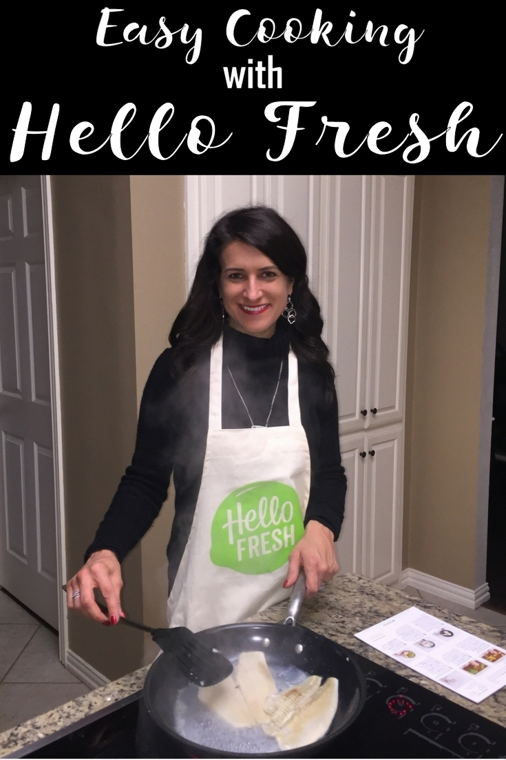 Easy Cooking with Hello Fresh