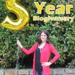 5 Year Blogiversary