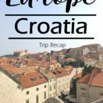 Europe: Mediterranean Cruise: Croatia