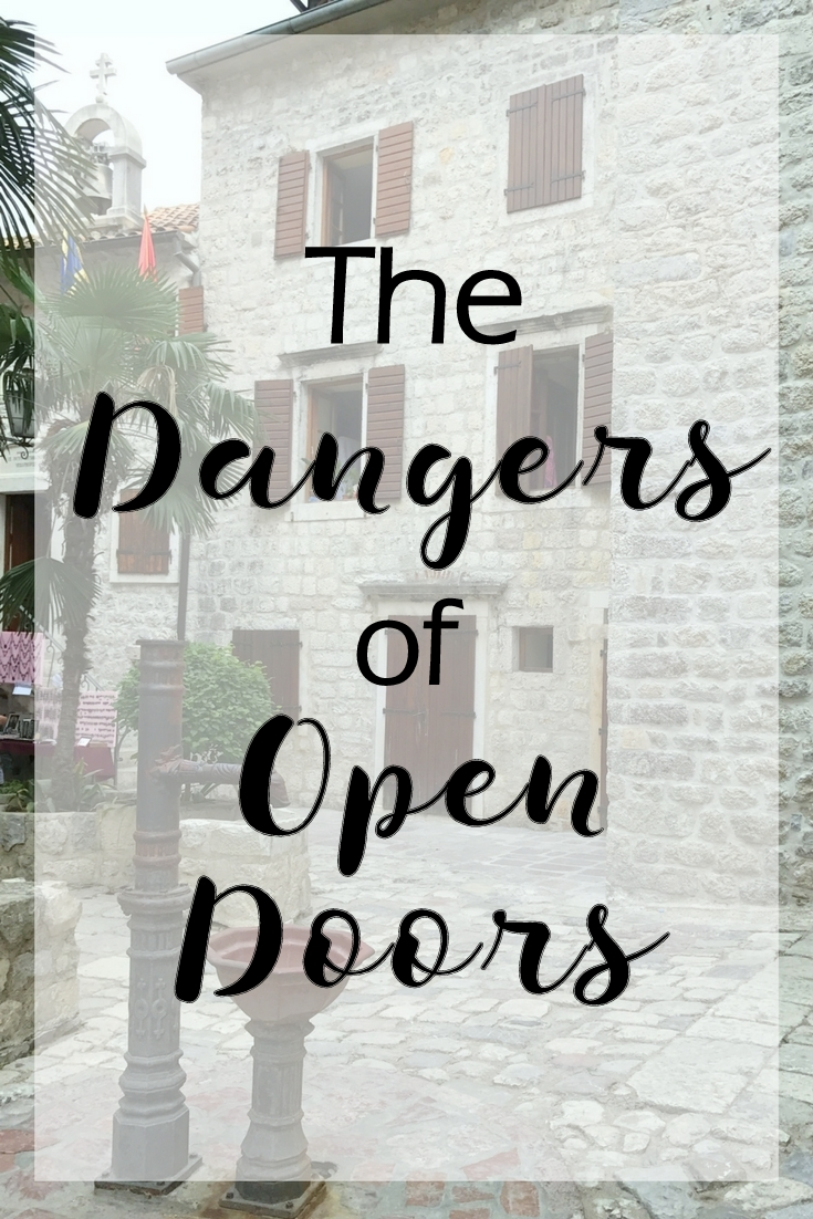The Dangers of Open Doors