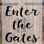 Enter the Gates