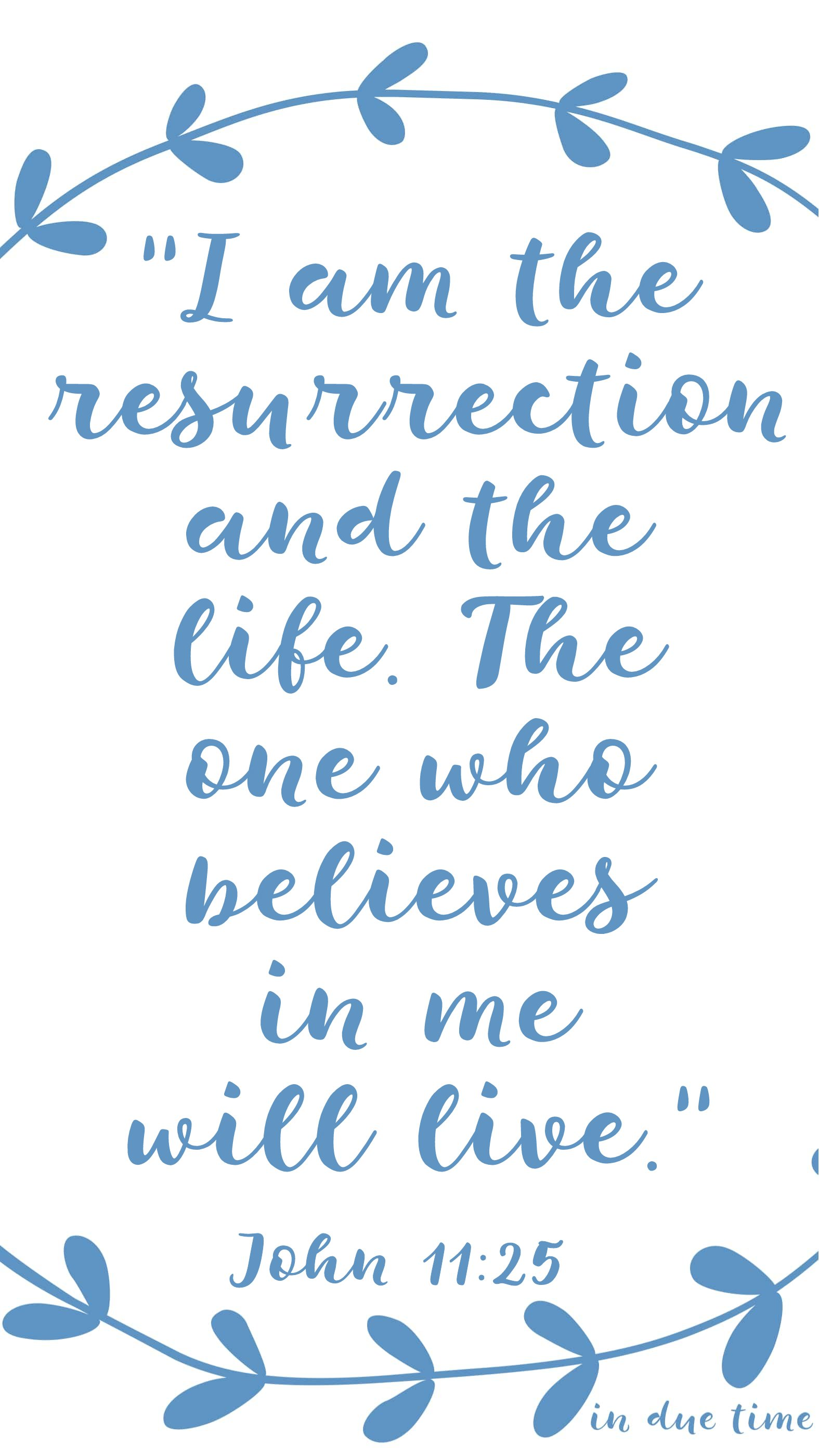 John 11 - Resurrection Life