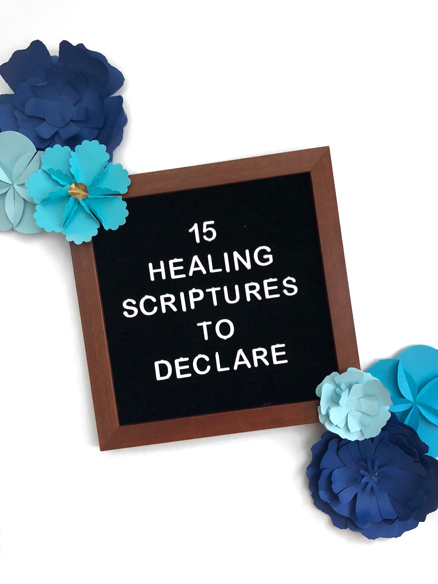 15 Healing Scriptures to Declare - In Due Time