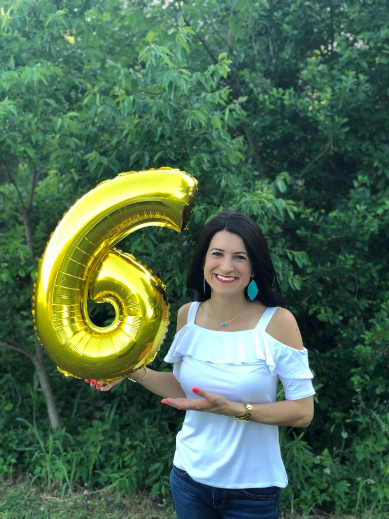 6 Year In Due Time Blogiversary (3)