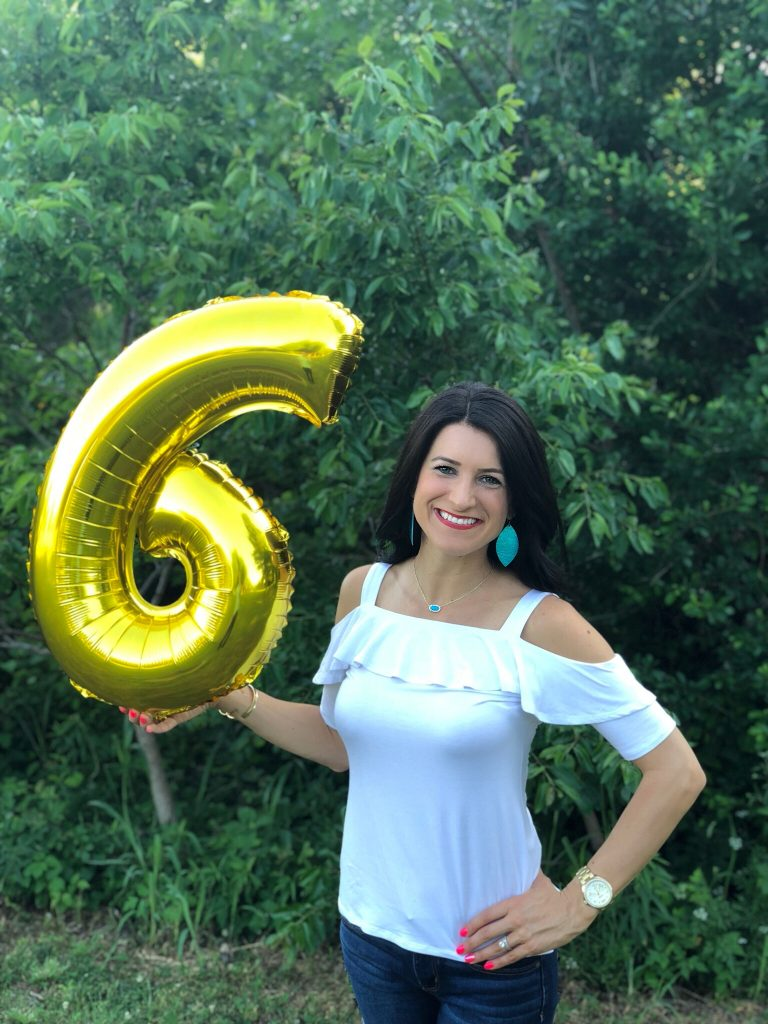 6 Year In Due Time Blogiversary (4)