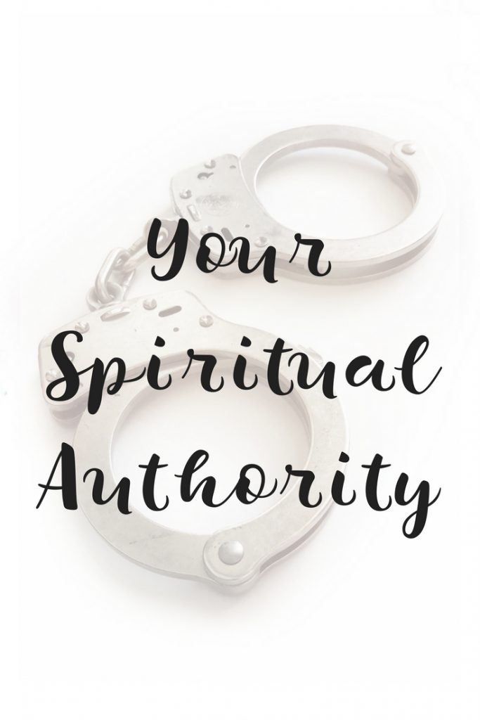 Your Spiritual Authority