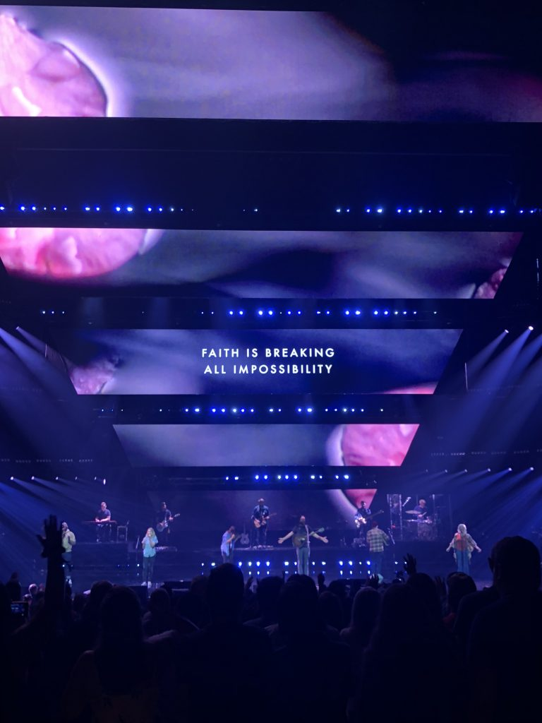Heaven Come Bethel Conference
