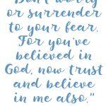John 14:1 Don't Worry #228