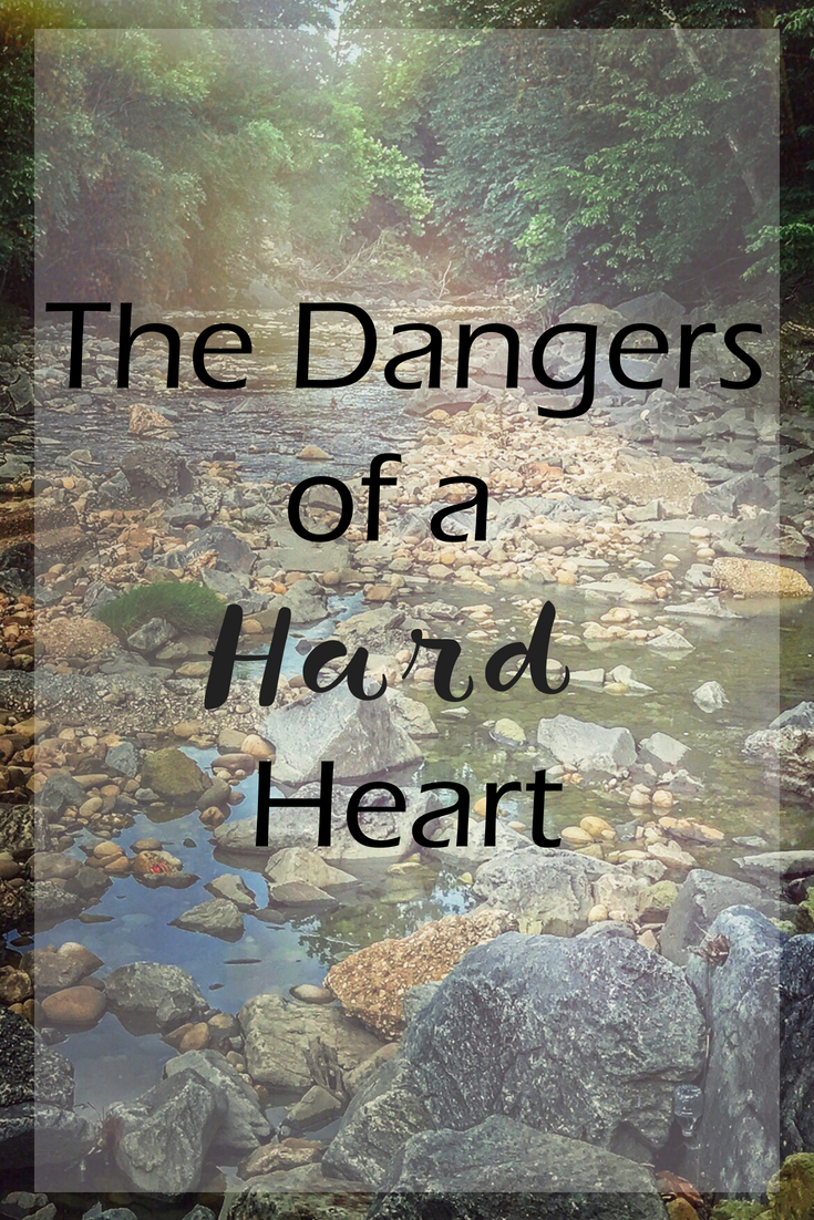 The Dangers of a Hard Heart - In Due Time