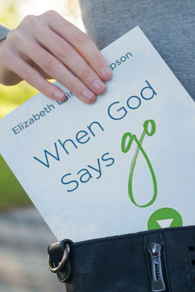 When God Says Go Book Elizabeth