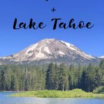Northern California + Lake Tahoe
