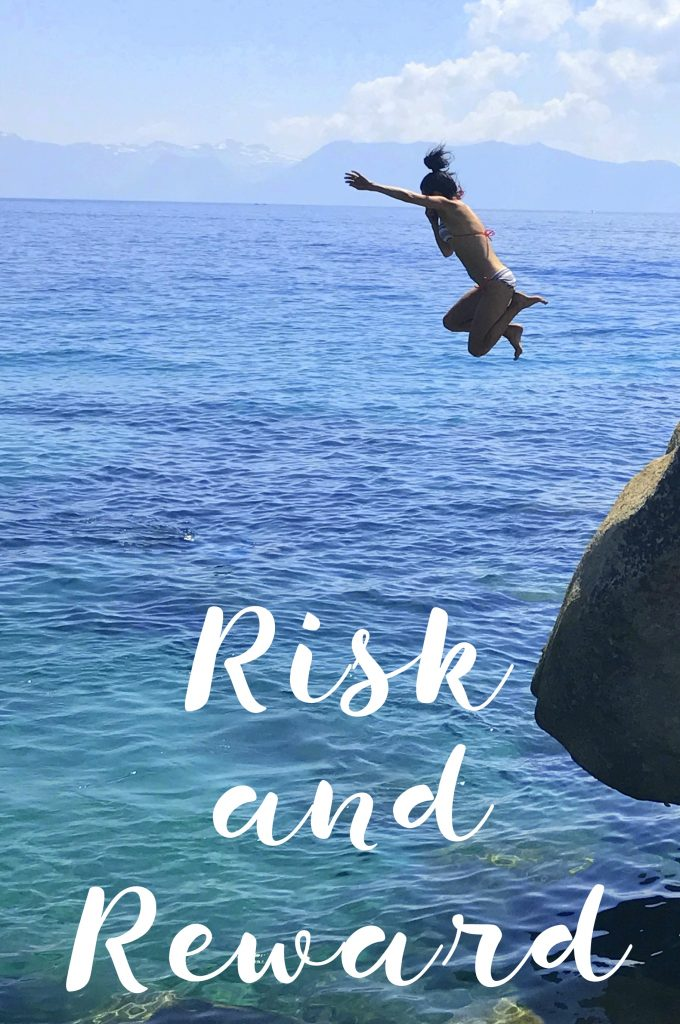 Risk and reward - in due time blog