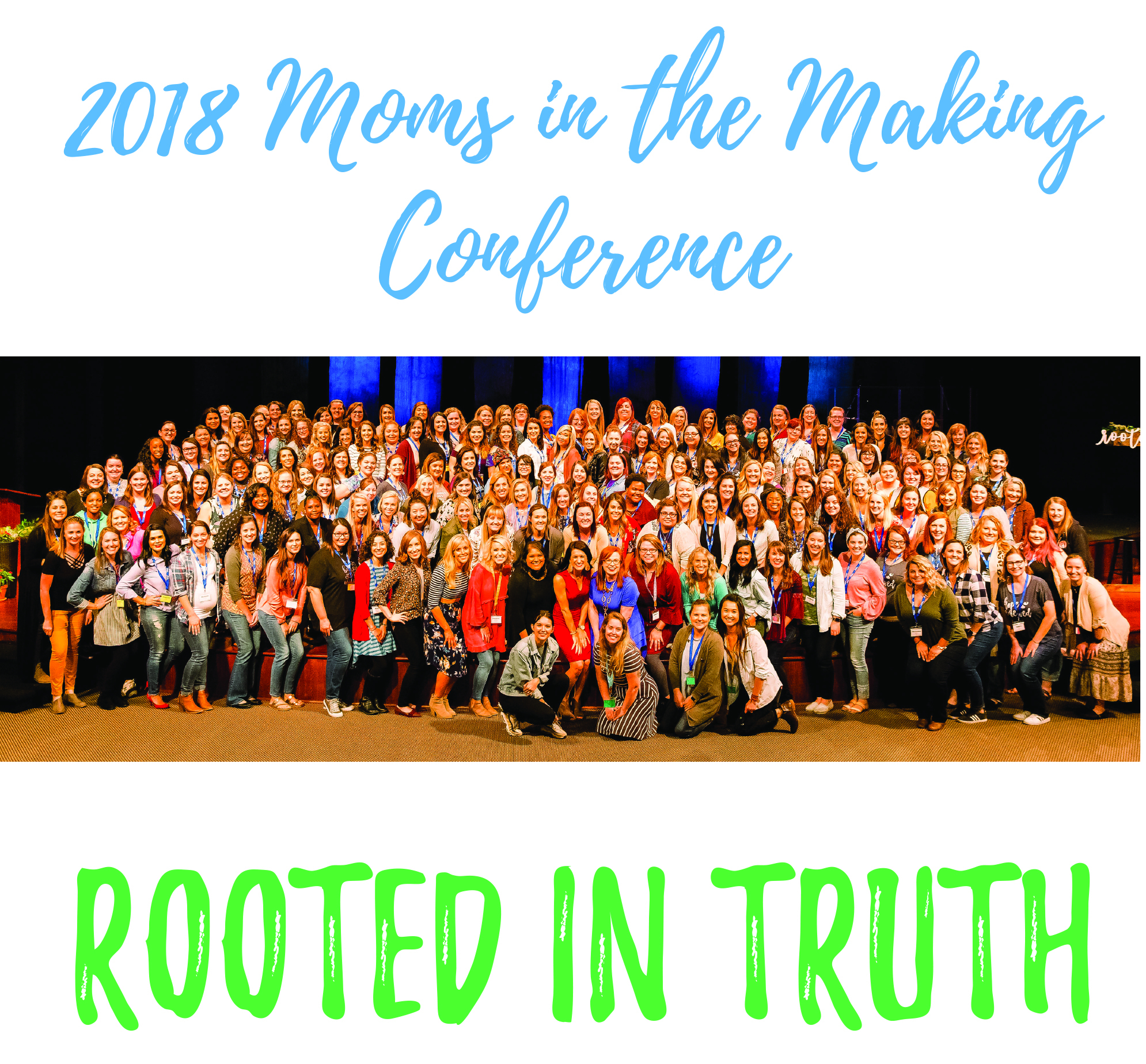 Moms in the making infertility conference