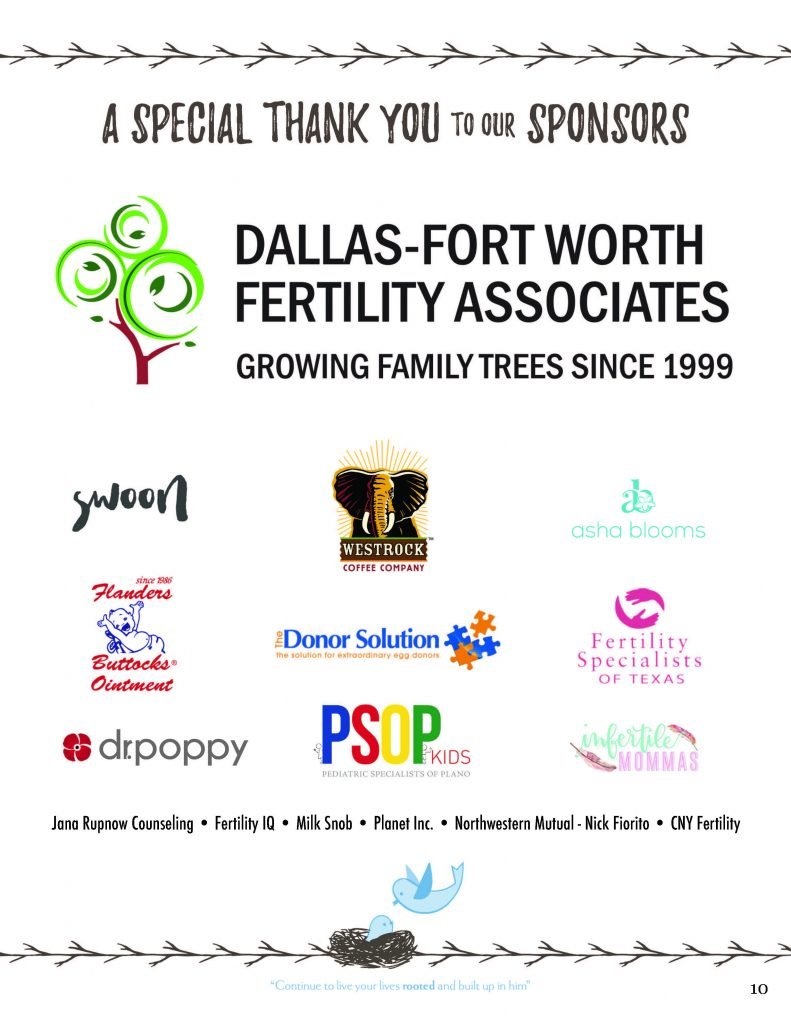 Moms in the Making Sponsors Infertility Conference