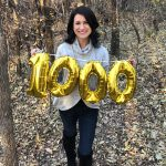 Celebrating 1,000 Blog Posts!