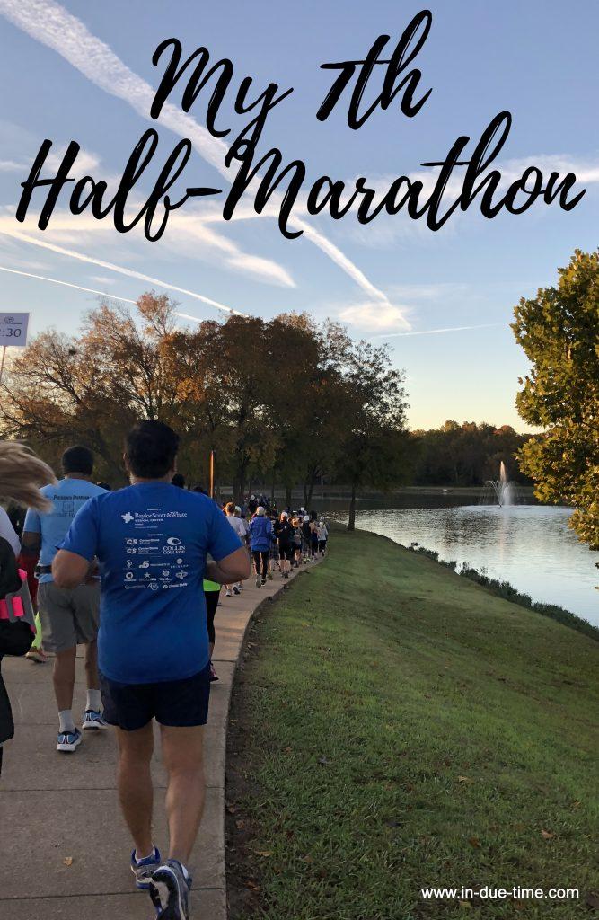 Half marathon mckinney texas