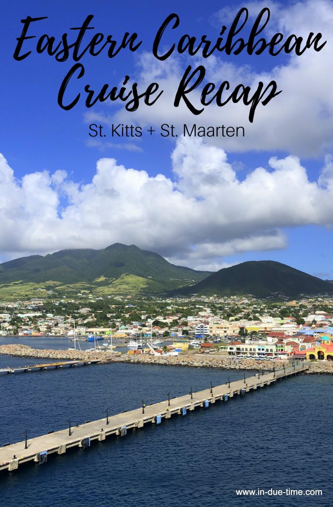 Eastern Caribbean cruise st kitts