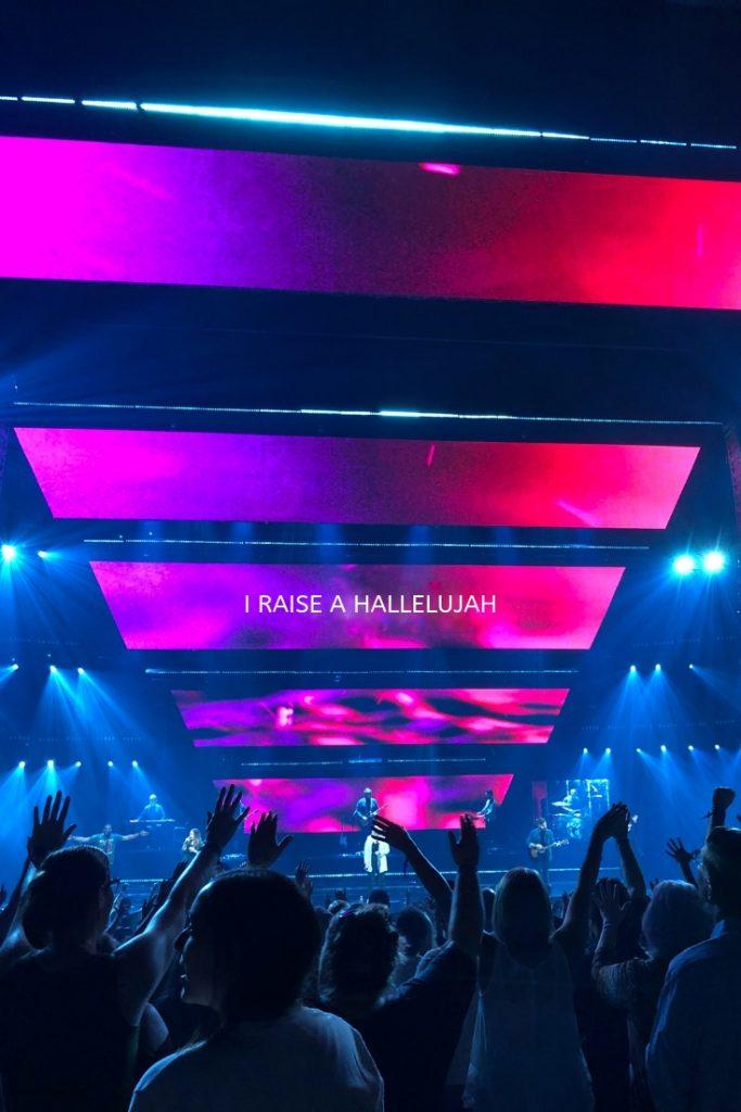 Raise A Hallelujah Bethel Heaven Come Song