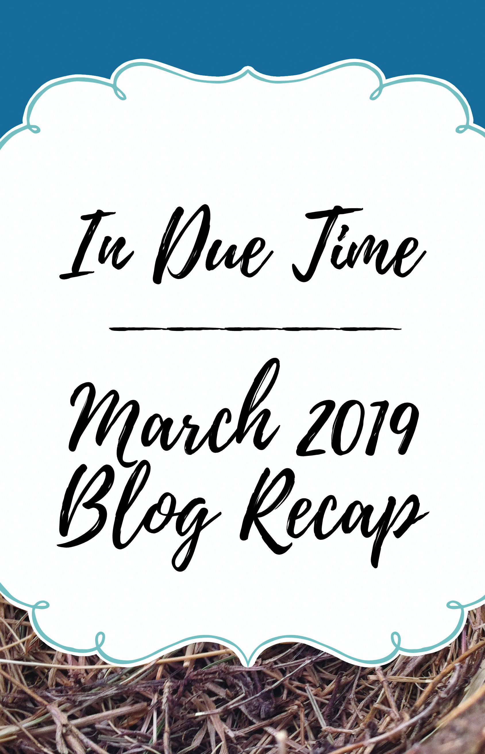 march 2019 in due infertility blog