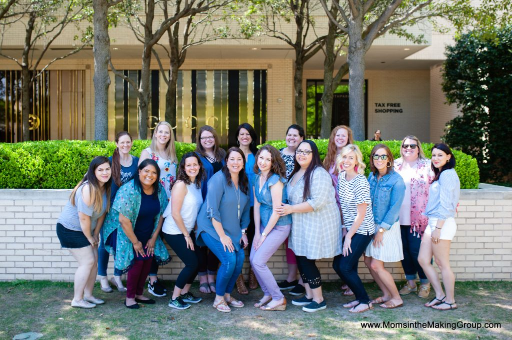 Moms in the Making Infertility Support Group Dallas Online Christian