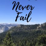 Promises Never Fail