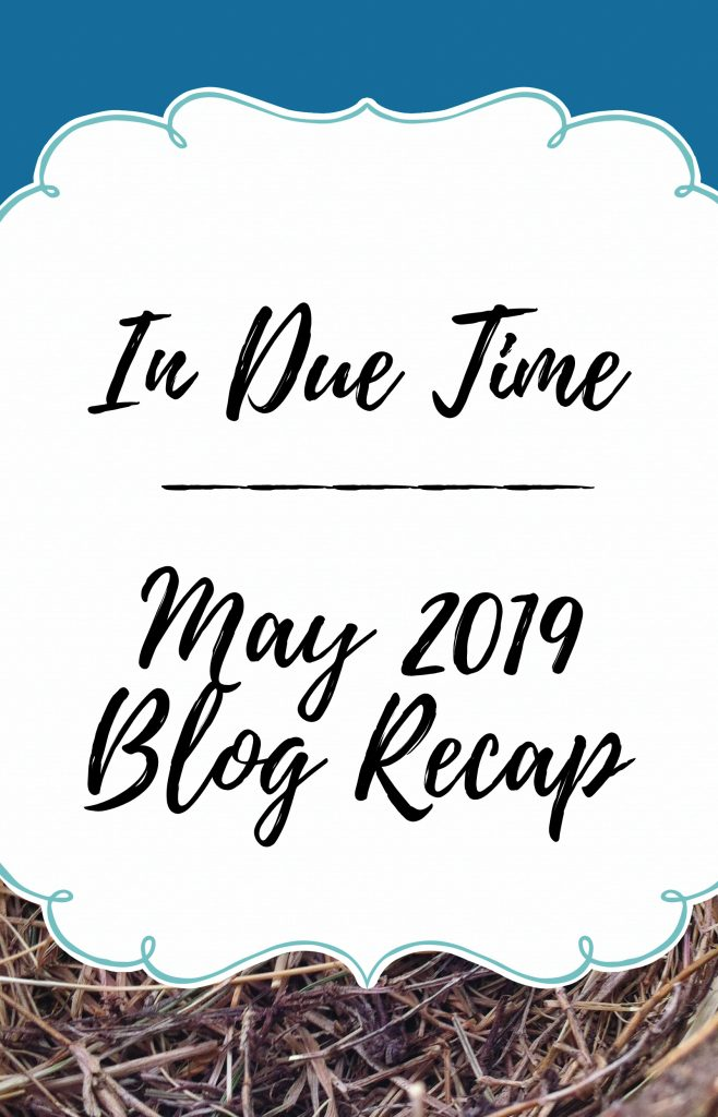 In Due time blog recap Caroline