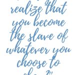 Romans 6:16 Choose Your Master #272