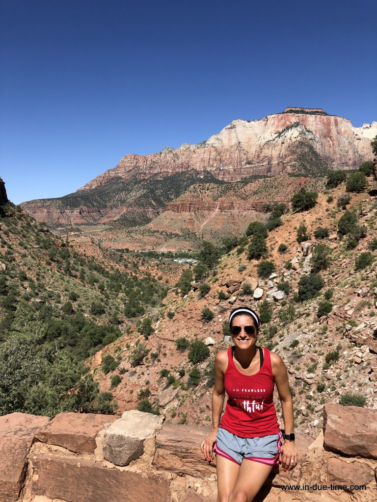 Zion Bryce National Park Utah Hiking Trip Recap In Due Time Blog (24)