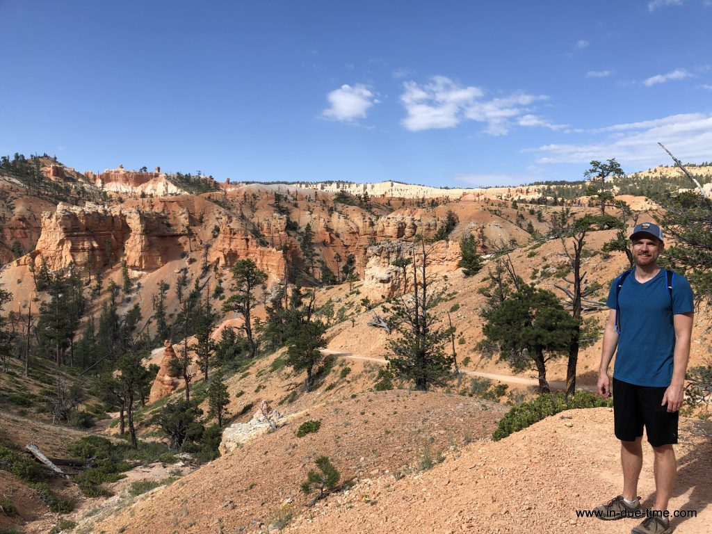 Zion Bryce National Park Utah Hiking Trip Recap In Due Time Blog (34)