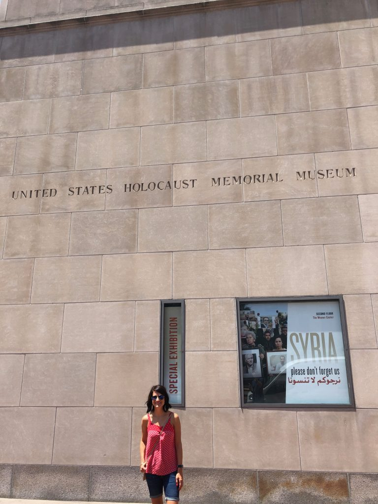 Washington DC Trip Recap Holocaust Museum