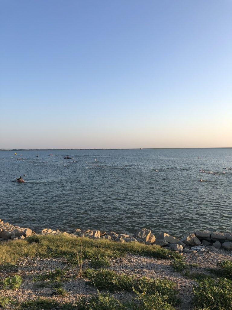 Aquathlon Triathlon Dallas Texas Race day recap5